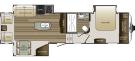 New 2015 Keystone Cougar 313RLI Fifth Wheel For Sale